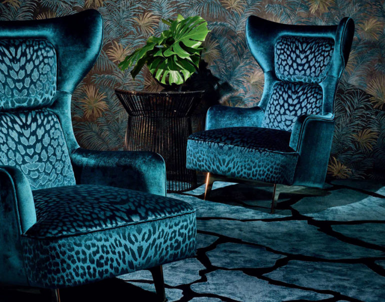 The new Roberto Cavalli Home Interiors collection, Italy ...