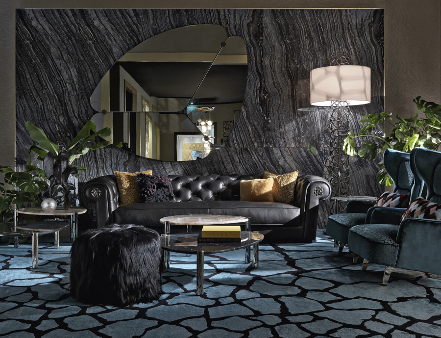The New Roberto Cavalli Home Interiors Collection Italy Europeanlife Magazine