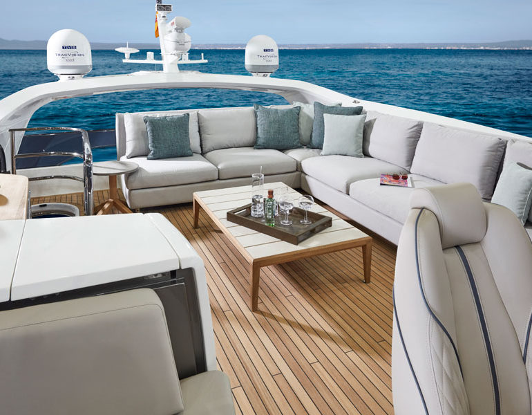 Princess Yachts Crafted In Plymouth England Europeanlife Magazine