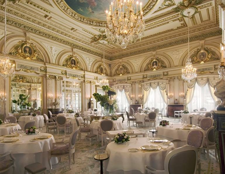 Boasting Multiple Michelin Stars Monaco Is Not Just A Coastal Paradise But Also Haven Of Culinary Delights With Some The Best Restaurants In